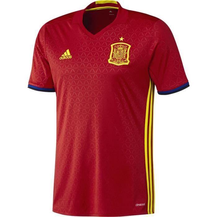 Adidas maillot Espagne domicile Euro 2016 taille enfant