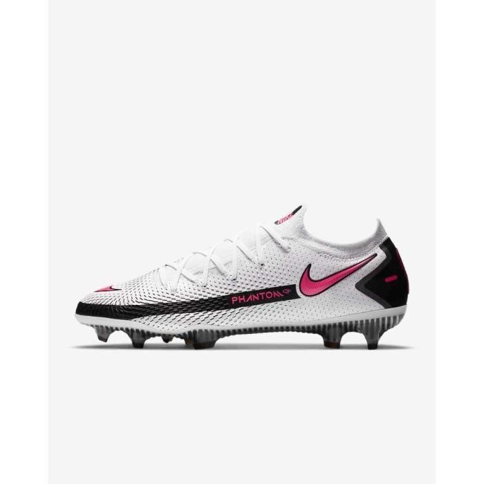 Nike Chaussures de Football Phantom Gt Elite Fg Daybreak Pack Blanc 45