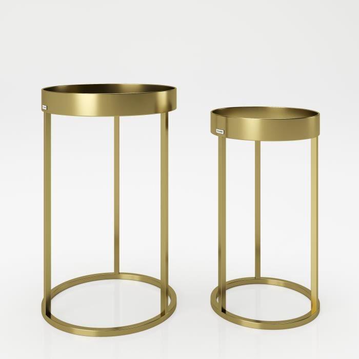 TABLE BASSE MARY: le set de tables au style vintage des années 60, design par Phoenix Suisse en coopération avec PLAYBOY USA.