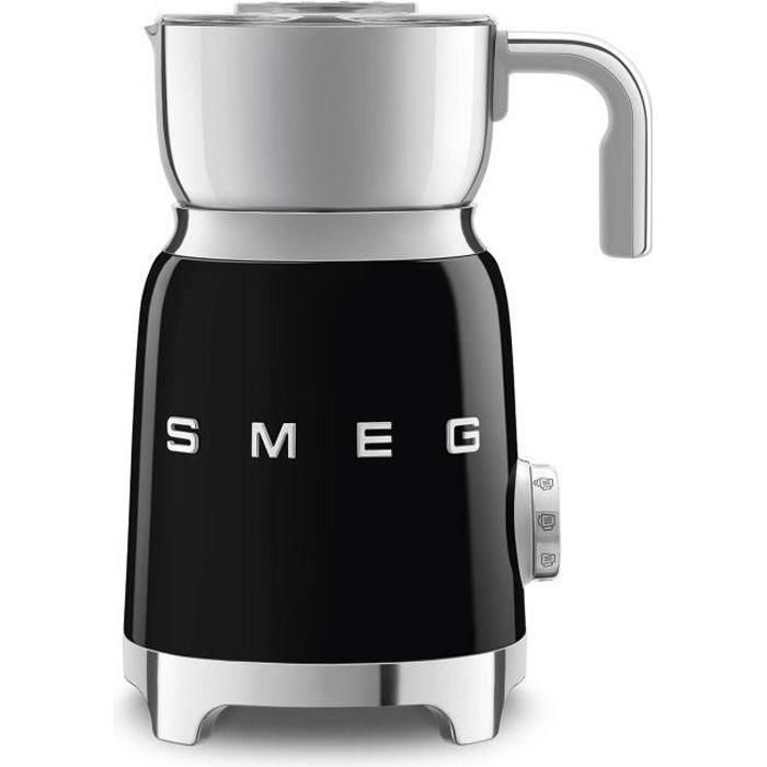 Smeg - Emultionneur À Lait 500W 0.25L Noir - Mff01Bleu