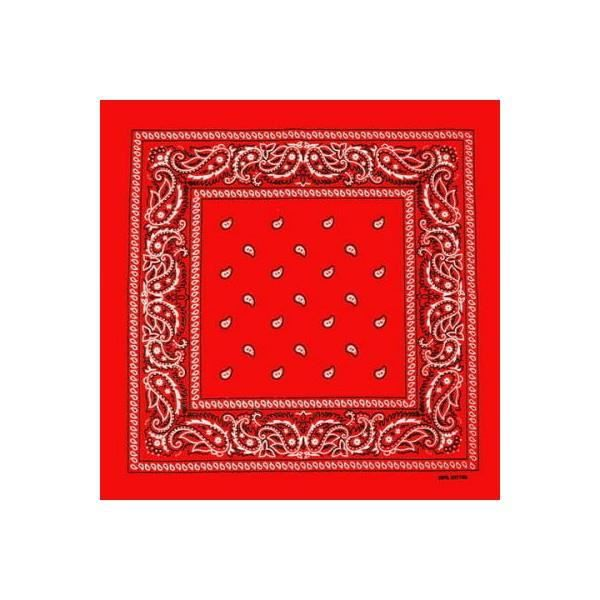 bandana bandana rouge bandana femme bandana homme foulard rouge rouge achat vente. Black Bedroom Furniture Sets. Home Design Ideas