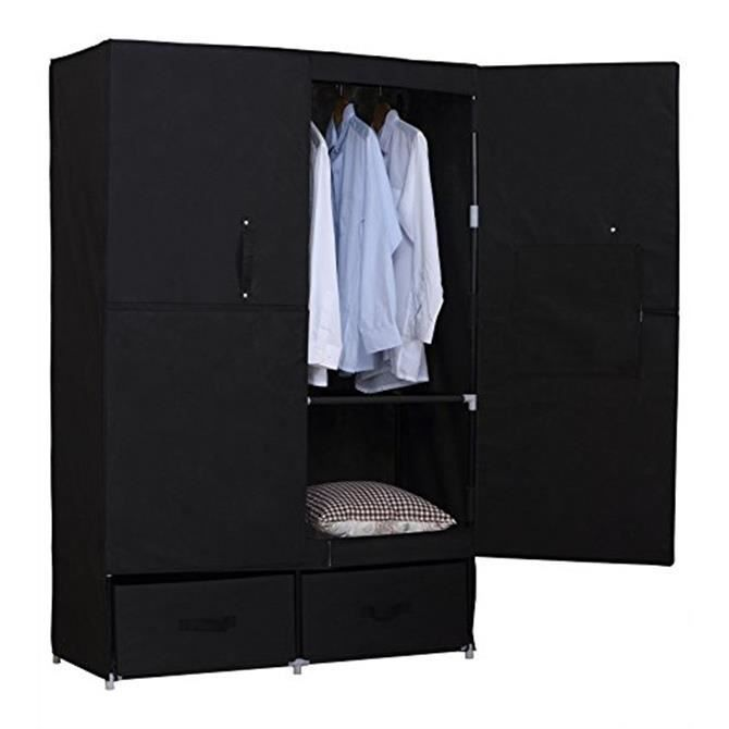 armoire garde robe. Black Bedroom Furniture Sets. Home Design Ideas