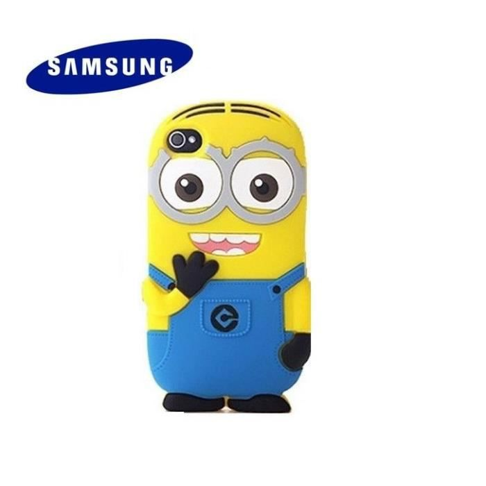 coque samsung galaxy s5 minion