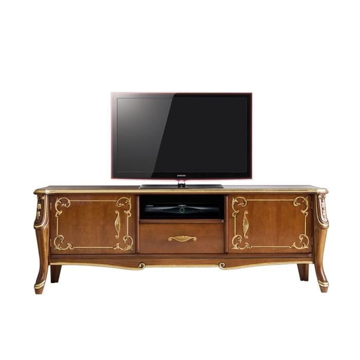 Meuble banc tv bas beautiful line achat vente meuble for Meuble banc tv