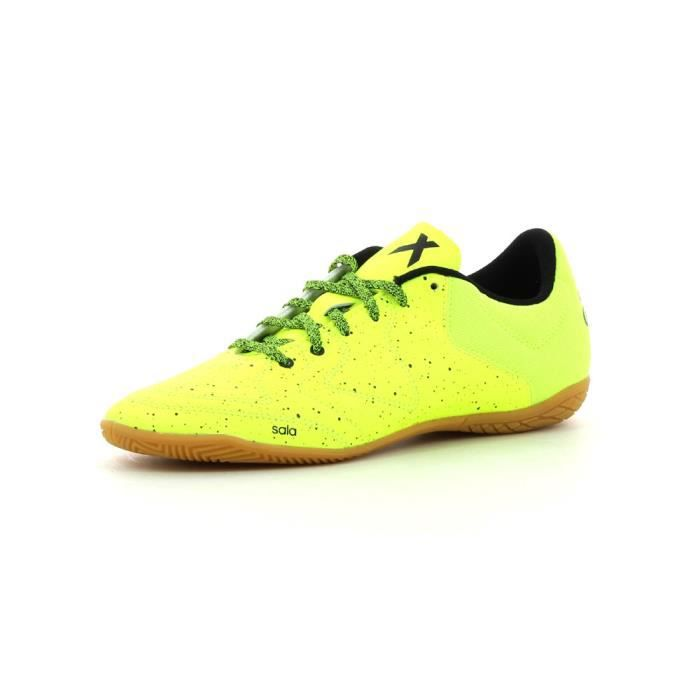 watch 33780 e83d9 Chaussures de Futsal Adidas X 15.3 CT J