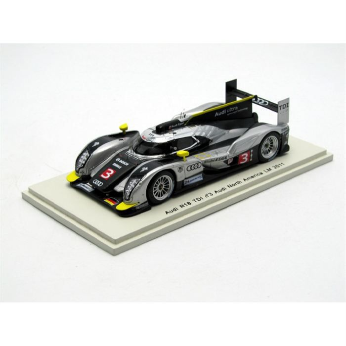 spark 1 43 audi r18 tdi le mans 2011 achat vente. Black Bedroom Furniture Sets. Home Design Ideas
