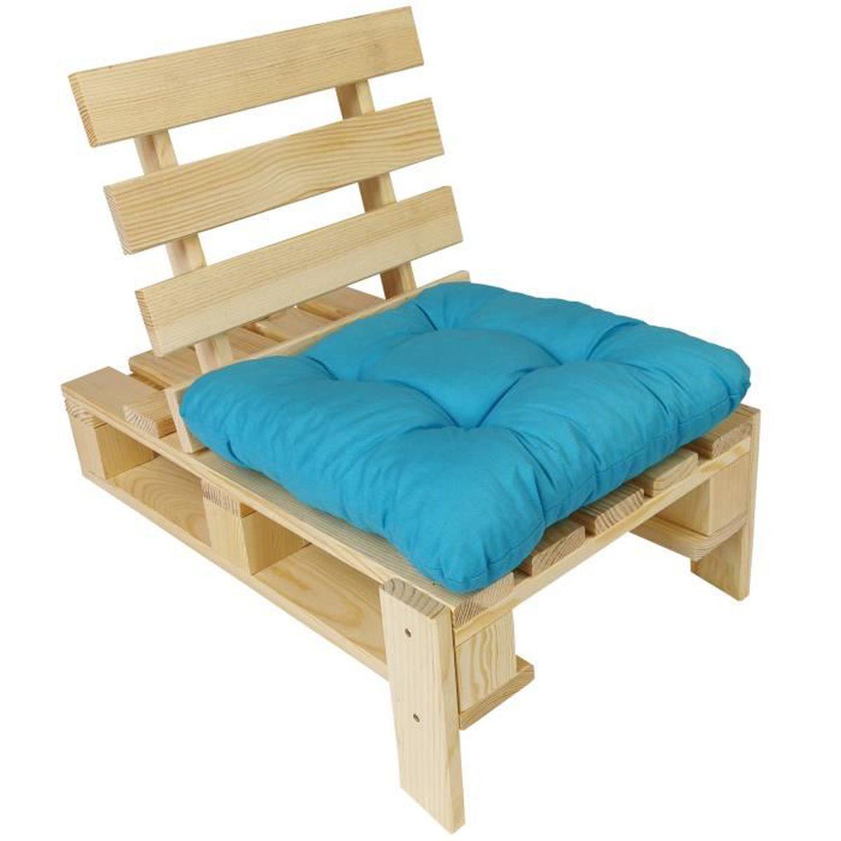 Piscine En Palette De Bois siège enfant relaxy avec palettes en bois - structure de