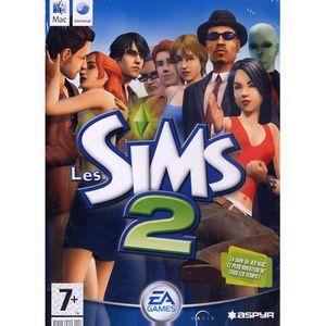JEU PC Les Sims 2 Jeu Mac