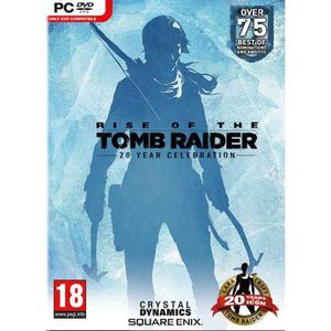 JEU PC Rise Of The Tomb Raider 20 Year Celebration Jeu PC