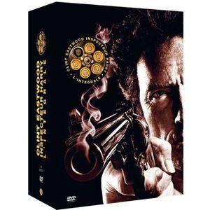 DVD FILM DVD Coffret intégrale l'inspecteur Harry