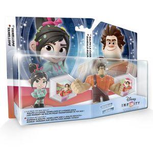 FIGURINE DE JEU Pack Toy Box Les Mondes De Ralph Disney Infinity 1