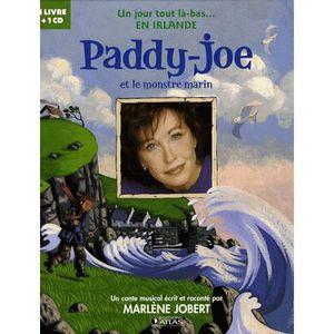 Livre 3-6 ANS Paddy- Joe et le monstre marin
