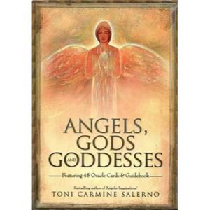 DECK - PLATEAU DECK Novelty Toys Tarot Cards Gods Angels Goddesses Ora