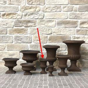 JARDINIÈRE - POT FLEUR  Vase Pot Vasque Jardinière Médicis de Jardin Marro