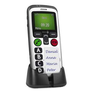 MOBILE SENIOR Téléphone Portable Doro Secure 580