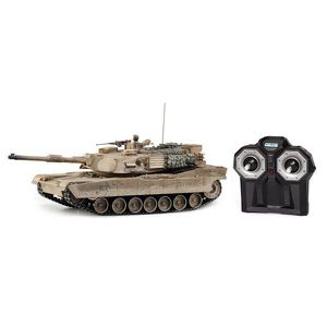 VOITURE - CAMION Tank M1A2 Abrams Hobby Engine Premium Line 2.4G...