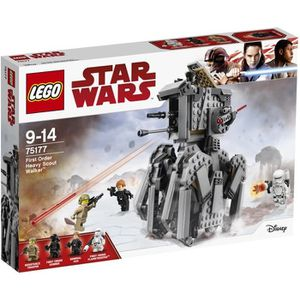 ASSEMBLAGE CONSTRUCTION LEGO® Star Wars 75177 First Order Heavy Scout Walk