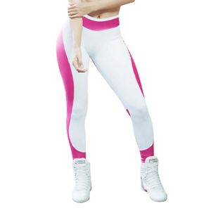 PANTALON DE SPORT Femmes dentelle Yoga Fitness Gym Leggings trou en ae3a837777c