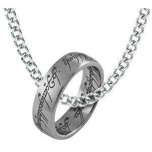 Seigneur des anneaux lord of the Rings Aragorn/'s Ring of Barahir Homme Cristal Bague Taille 6-10