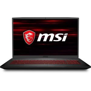 ORDINATEUR PORTABLE MSI PC Portable - GF75 Thin 9SE-069FR - 17,3