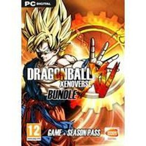 JEU PC À TÉLÉCHARGER Dragon Ball Xenoverse - Bundle