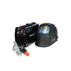 FER - POSTE A SOUDER Poste a souder inverter 160A + Cagoule LCD 9/13 So