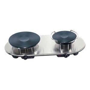 PLANCHA DE TABLE RGV Jolly Double Plaque chauffante électrique 2500