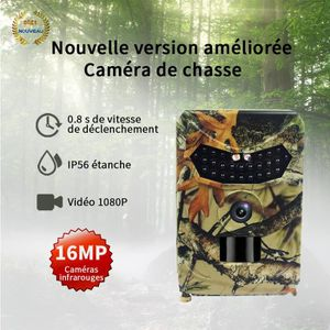 CAMÉRA DE SURVEILLANCE SUNNZO Caméra de Chasse Caméra de Surveillance Éta