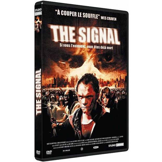 dvd action aventure guerre the signal f