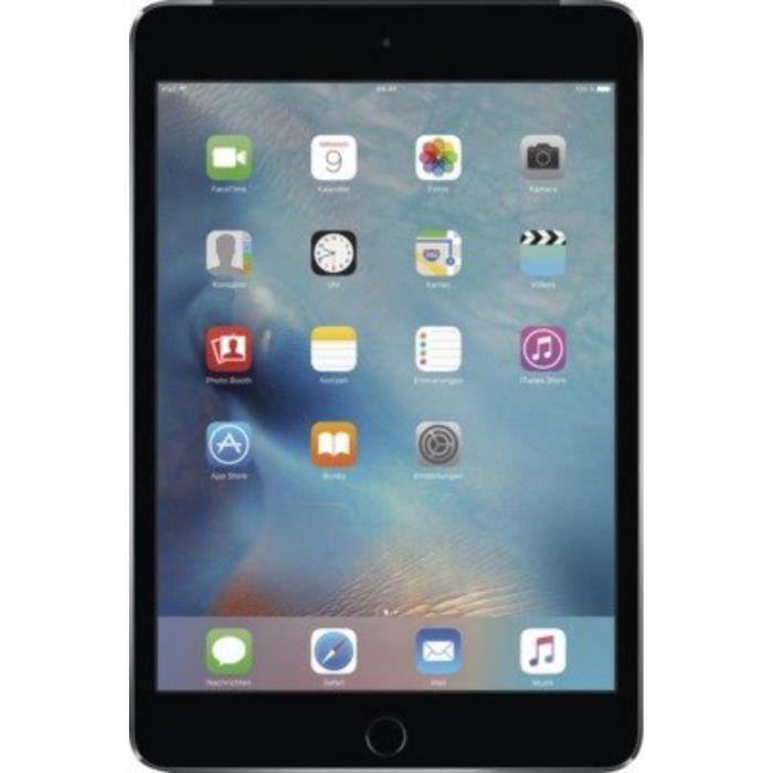 Apple iPad mini 4 WiFi + Cellular 64 GB - space grey - Argent