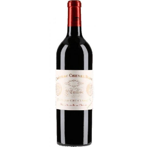 6x Château Cheval Blanc - Saint-Emilion Grands Crus - 2013