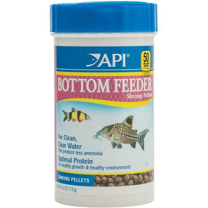 bottom feeder nourriture pour crevettes 116 g