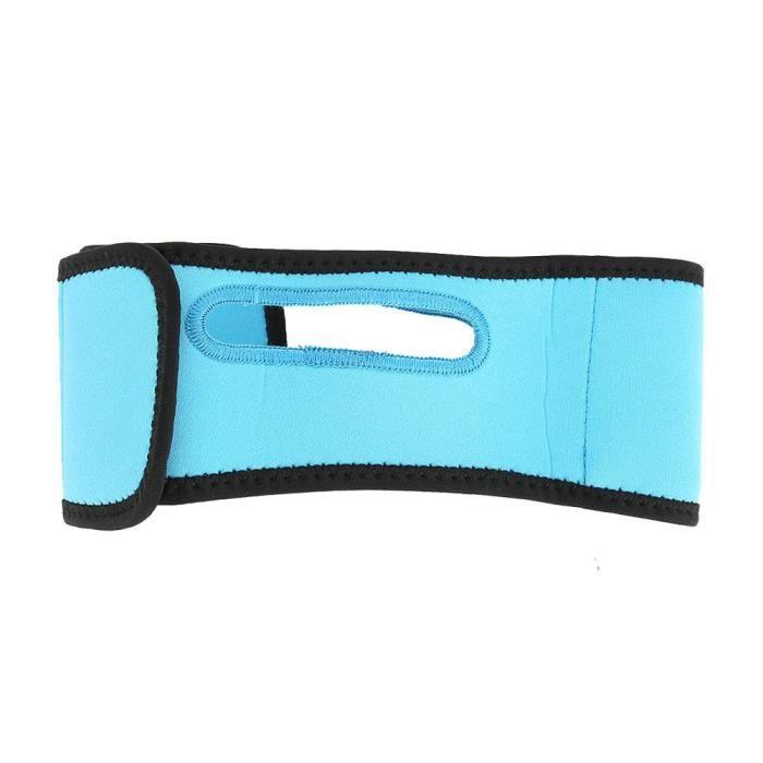 ARAMOX bandage minceur Masque amincissant pour le visage Massage en silicone Bandage mince Double menton Retirer la ceinture de