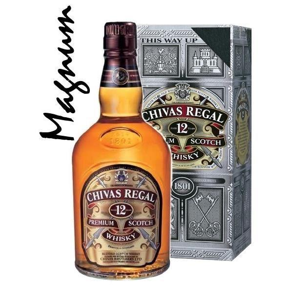 CHIVAS REGAL 12 ans Magnum