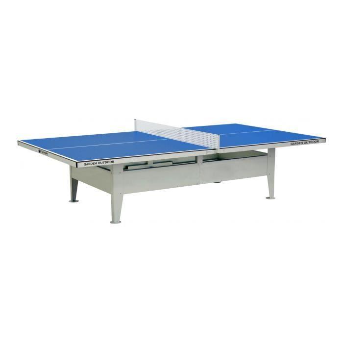 GARLANDO - Garden extérieur - table de tennis - Bleu - réf C-67E
