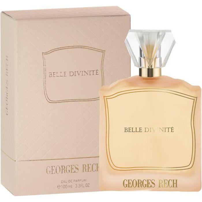BELLE DIVINITE Georges Rech Eau de parfum 100ML