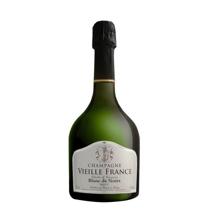 Champagne Vieille France Blanc de noirs Brut - 75 cl