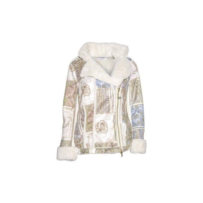Veste - Vareuse - Casaque - Blazer - BLOUSON FOURRE GONSAGA Elisa Cavaletti EJW188025307