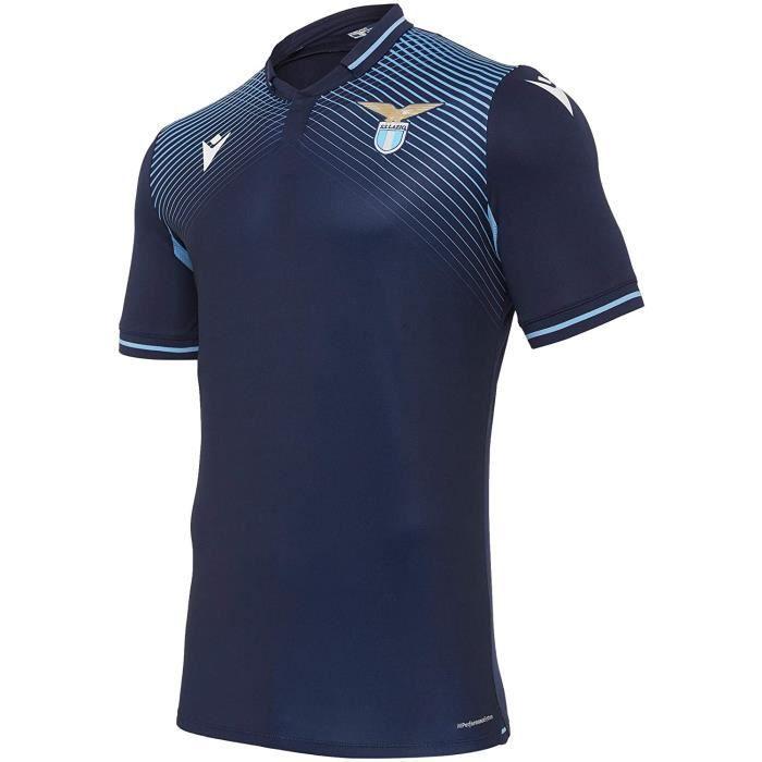 Maillot Macron SS Lazio Rome Officiel Football