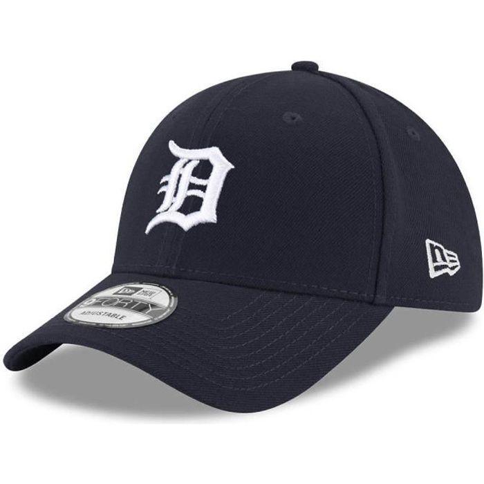 Casquette New Era Detroit Tigers The League unique Bleu