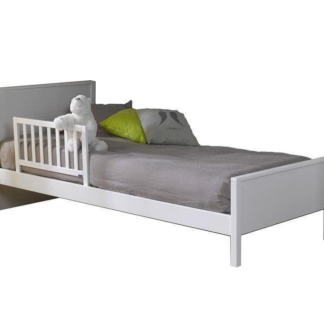 Barrière de lit enfant 70 Ava Blanc