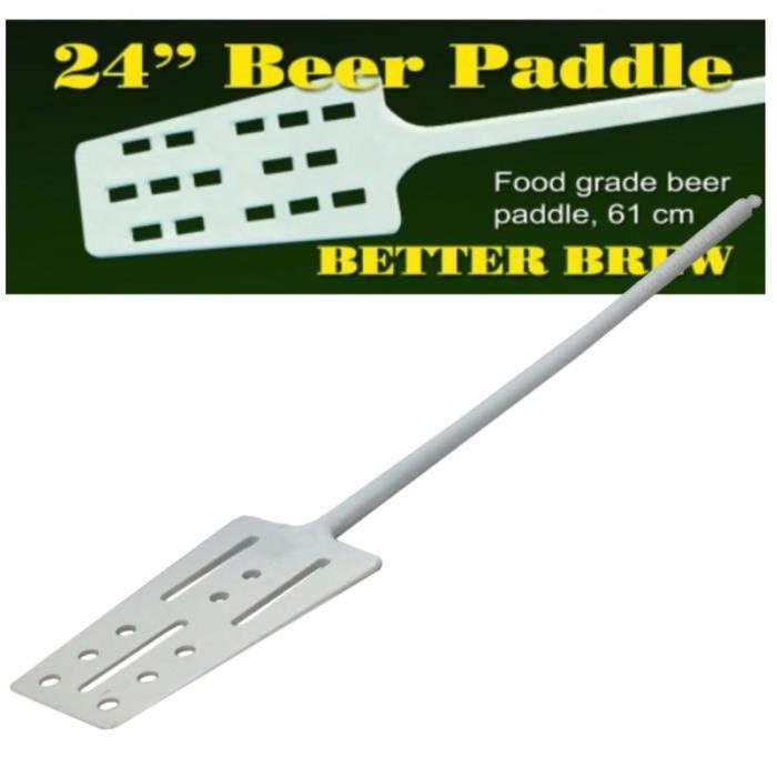 """KIT DE BRASSAGE BIÈRE Palette de bière 24"""" 61cm - Beer Paddle 24"""" 61cm"""
