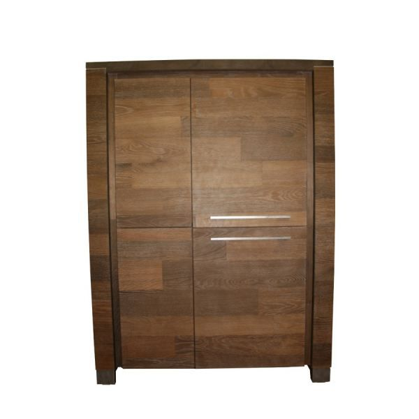meuble haut en ch ne achat vente armoire de chambre. Black Bedroom Furniture Sets. Home Design Ideas