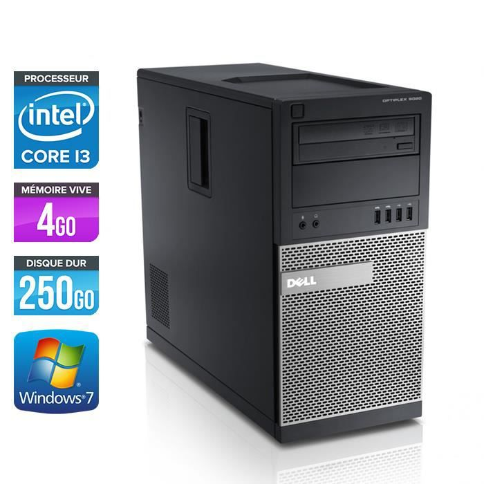 dell optiplex 790 tour core i3 2120 3 3ghz 4go prix. Black Bedroom Furniture Sets. Home Design Ideas