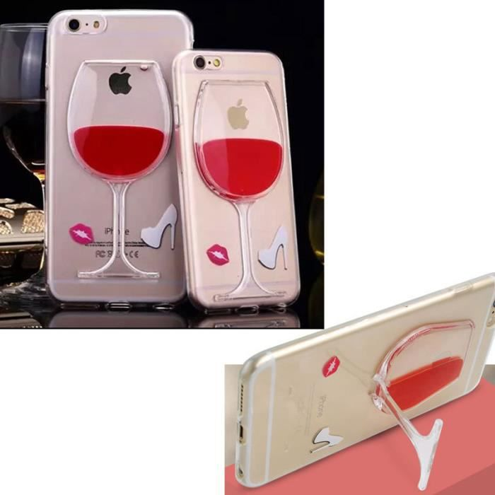 coque iphone 5 vin
