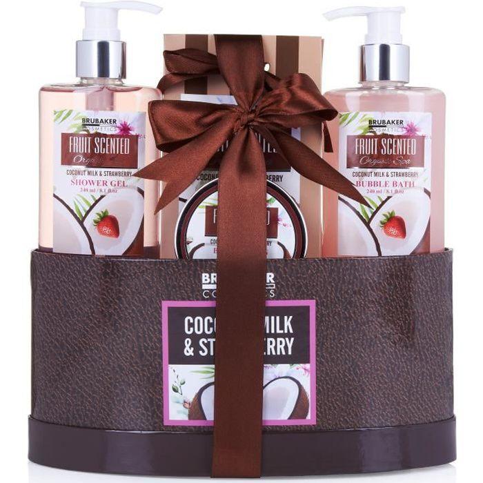 GEL - CRÈME DOUCHE BRUBAKER Cosmetics - Coffret de bain & douche - No