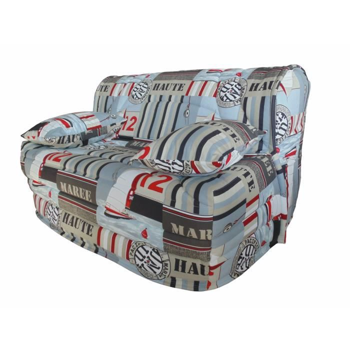 Housse Banquette B Z 140 Voilier Taupe Rouge Achat