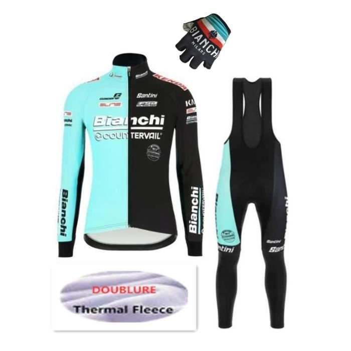 Hiver Homme Cyclisme Pantalons,Pantalon Velo Cyclisme//Surpantalons Collants Pantalons Chaud Respirable La Peau 3 Densit/és des Sports Nylon VTT V/élo Tout Terrain V/élo Route