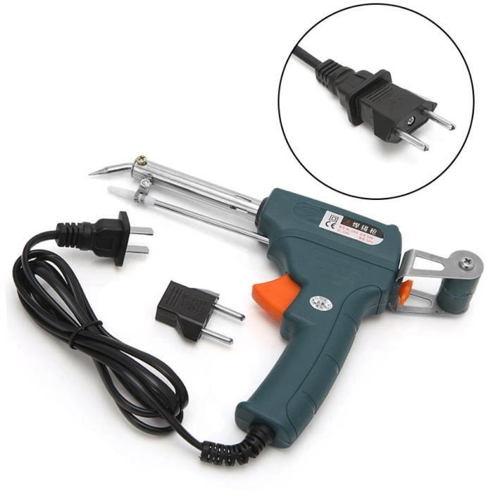 Fer /à souder Prise de courant 220V de fer /à souder /électrique avec pistolet /à temp/érature /électrique de 200W