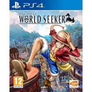 JEU PS4 One Piece World Seeker Jeu PS4